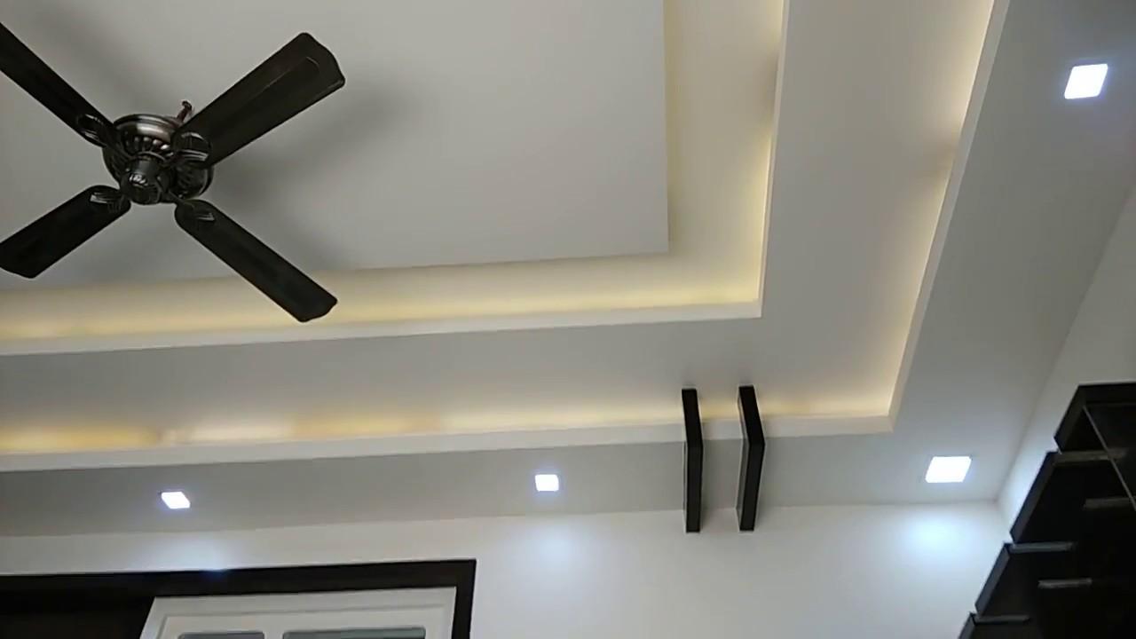 POP False Ceiling Design - Living Room POP Ceiling ...
