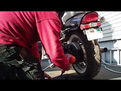 Motorcycle Swingarm Bag