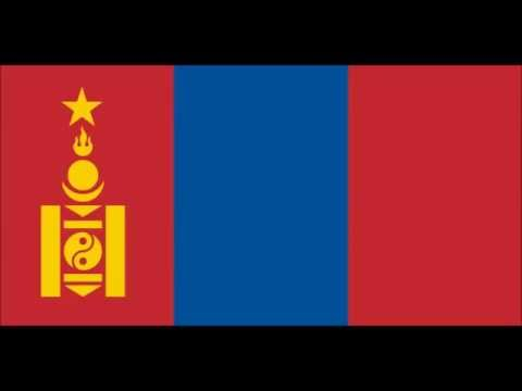 National Anthem of The People's Republic of Mongolia (1950-1961)