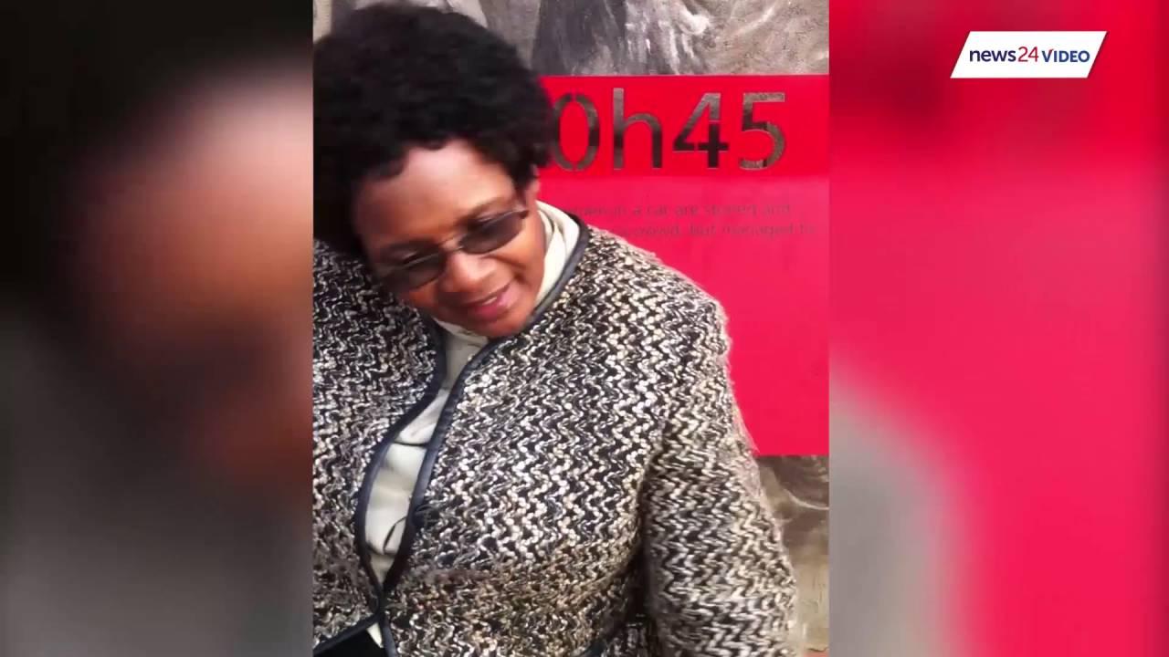 Pauline - Survivor of 1976 Soweto uprising, part 1