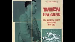 Nico Duportal and his Rhythm Dudes - When I´m Gone