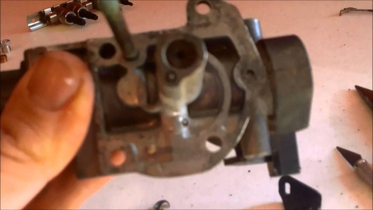 How To Rebuild A Carburetor Briggs Amp Stratton