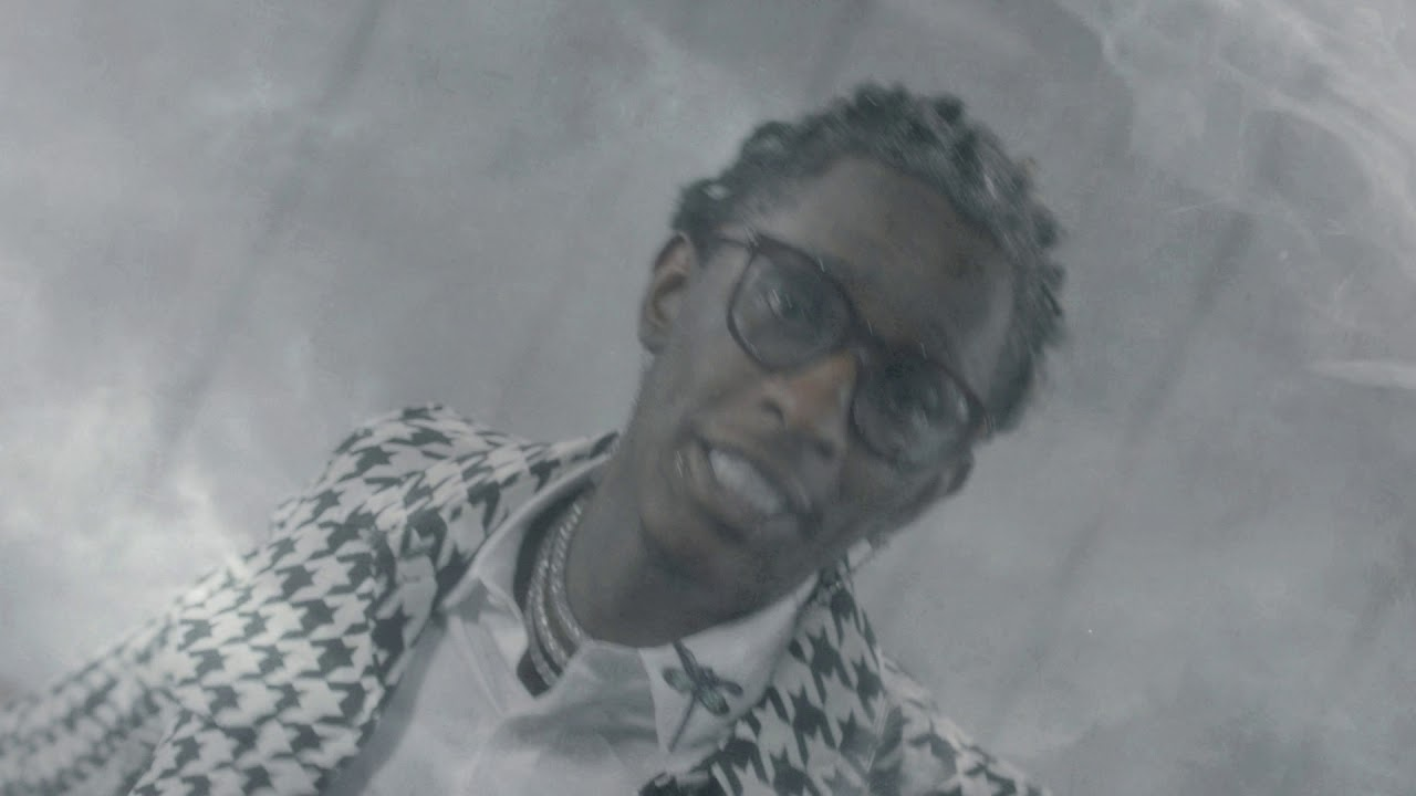 Young Thug - Dirty Shoes (ft. Gunna) [Official Video]