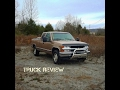 1996 Chevy K1500 Silverado / Truck Review