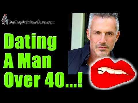 Things to do when dating an older man