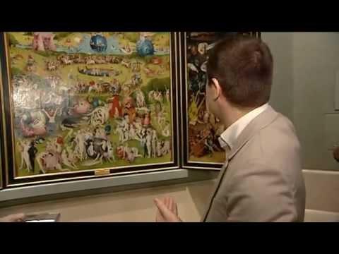 Javier sierra analiza el cuadro el jard n de las delicias for El jardin de las delicias benavente