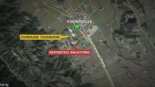 Shots Fired, 3 Hostages Shot and Killed Gunman Killed himself at Yountville Veterans Home