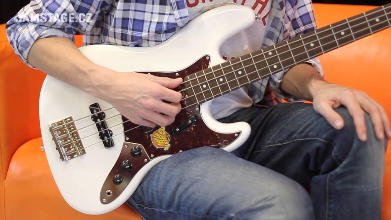 My eb bass squier vintage modified jazz bass - Squier Classic Vibe Jazz Bass 60s Jaryn Janek