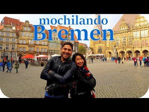 Mochilando em Bremen - Alemanha parte 1