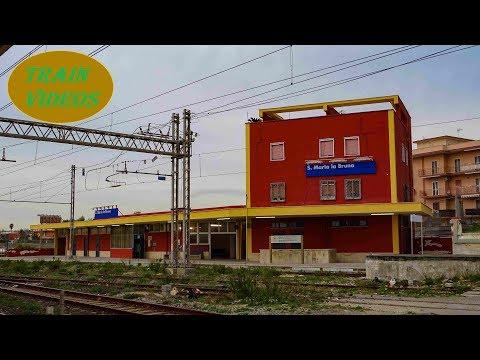 La stazione di Santa Maria la Bruna
