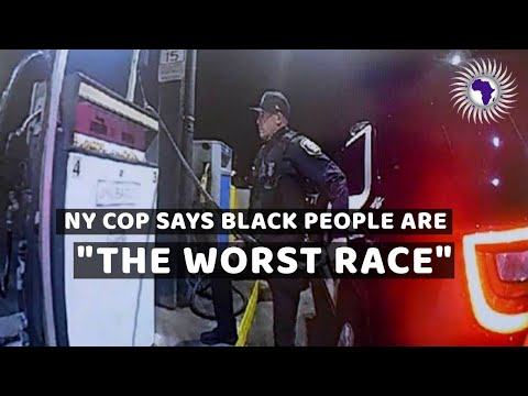 NY Police Officer Suspended After He Called Black People The 'Worst' Race