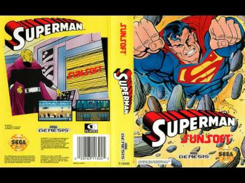 Superman - Round 4 (Genesis/Mega Drive)