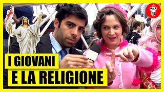 I Giovani Italiani e la Religione - TELO MARE TELO CHIEDO - theShow