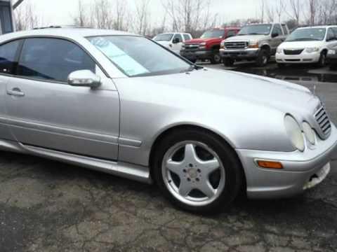2001 Mercedes Benz Clk 430 V8 Fully Loaded Amg Wheels Clean Carfax Free Warranty Akron Ohio