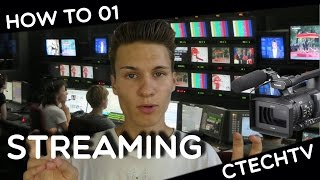 Wie funktioniert Streaming ? Folge 01 | Software & Plattformen | CTechTV | 4K