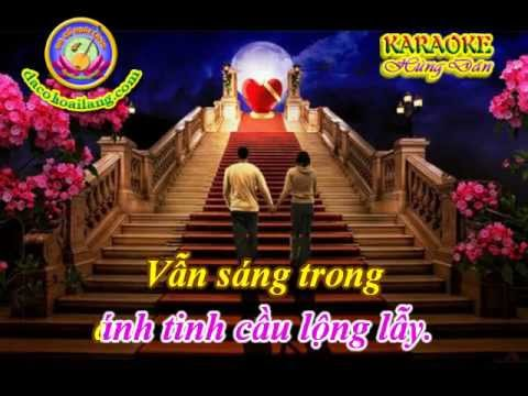 Karaoke Tan Co - Lau Dai Tinh Ai (edit tone) - HD.avi
