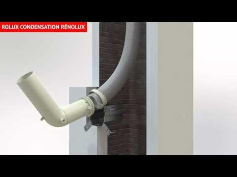 UBBINK  Nouveaux kits de rénovation pour chaudières à condensation