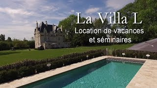 La villa L , location de vacances et séminaires, Deauville Trouville Normandie