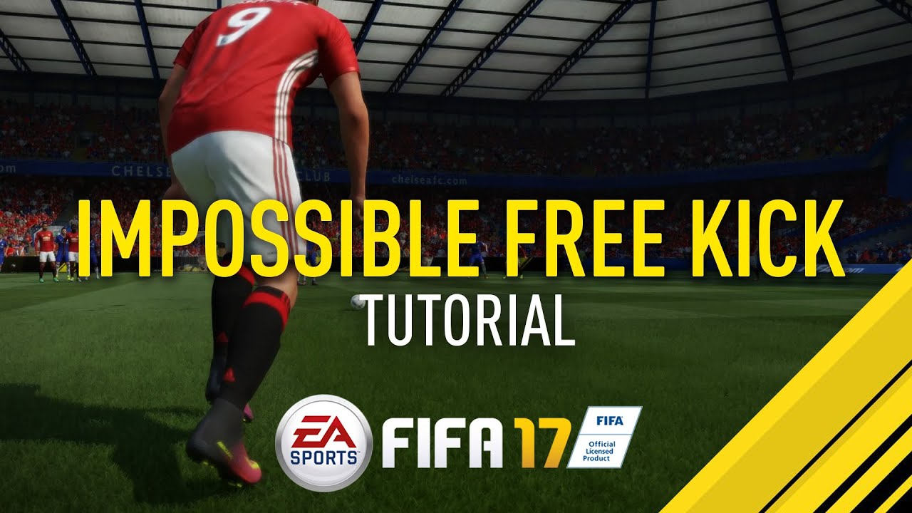 Fifa 18 roberto carlos free-kick tutorial youtube.