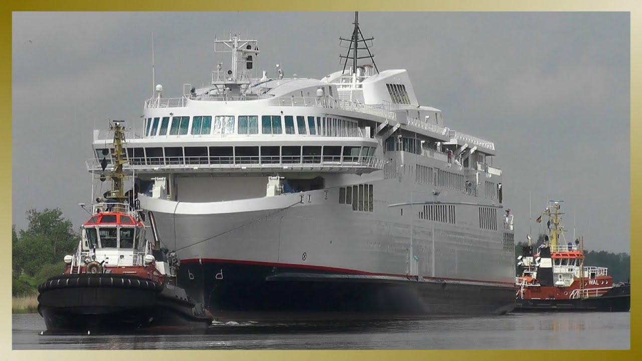 Scandlines Hybrid Ferry Berlin