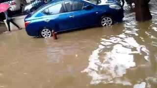 Mumbai Rains 19th June 2015  || Heavy Water Logging On The Streets Of Mumbai (Bombay) India HD