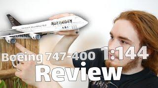 Der größte Müll von Iron Maiden - Boeing 747 Review | Flo's Metalworld