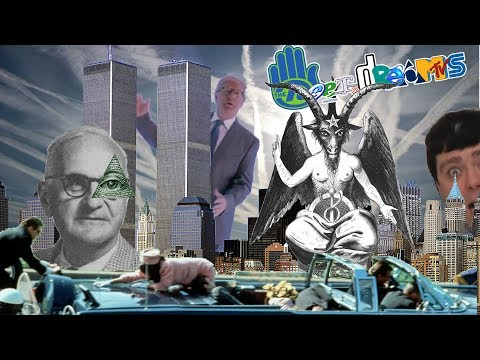 The BIG Conspiracy Truth Revealed: MK Ultra, Chemtrails, JFK, 9/11 PROOF!!! (All this and more.)