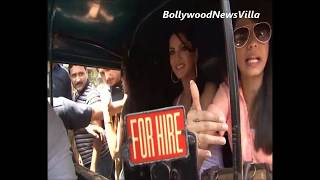Sunny Leone badly MOBBED by public at RAGINI MMS 2 promotions.