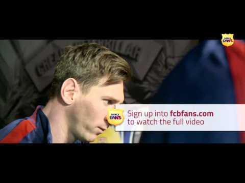 [BEHIND THE SCENES] Tribute to Johan Cruyff (Barça v Real Madrid)