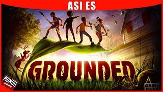 Asi es Grounded lo nuevo de Obsidian en Early Access y Game Preview jugado en Xbox One X