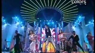 Download lagu Shahrukh Khan Dance Performance Apsara Awards 2011 flv MP3