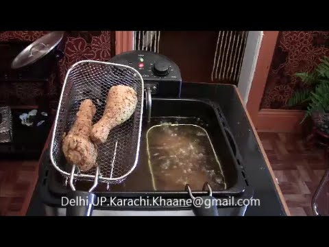 how to make kfc style chicken at home