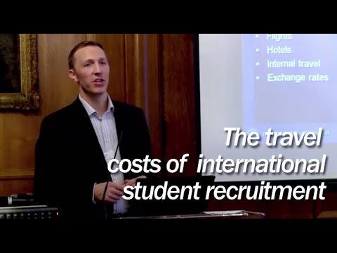 University of Edinburgh student recruitment