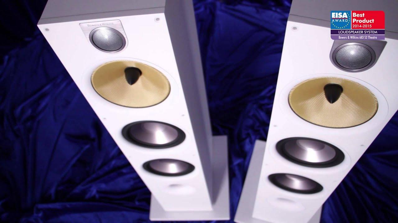 Bowers Wilkins 683 Floorstanding Speaker Review Carpet