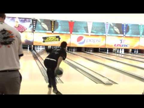 MIKE FAGAN: Wicked sick loft and angle at PBA World Series of Bowling