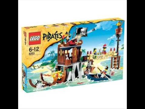 new lego set 2009 pirates youtube. Black Bedroom Furniture Sets. Home Design Ideas