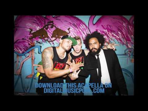 Major Lazer Ft. PartyNextDoor & Nicki Minaj - Run Up (Acapella)