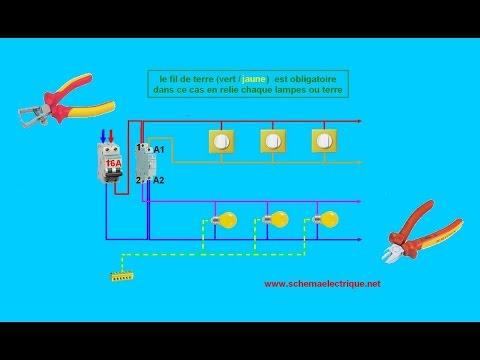 schema electrique telerupteur pdf