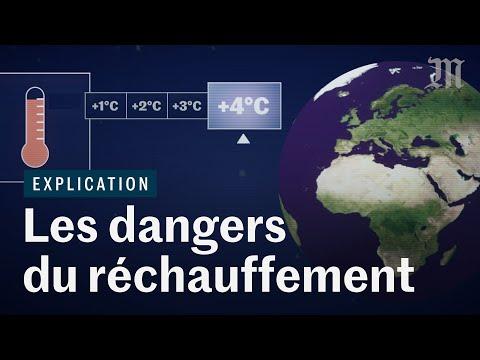 Comment le réchauffement climatique va bouleverser l'humanité (ft. Le Réveilleur)