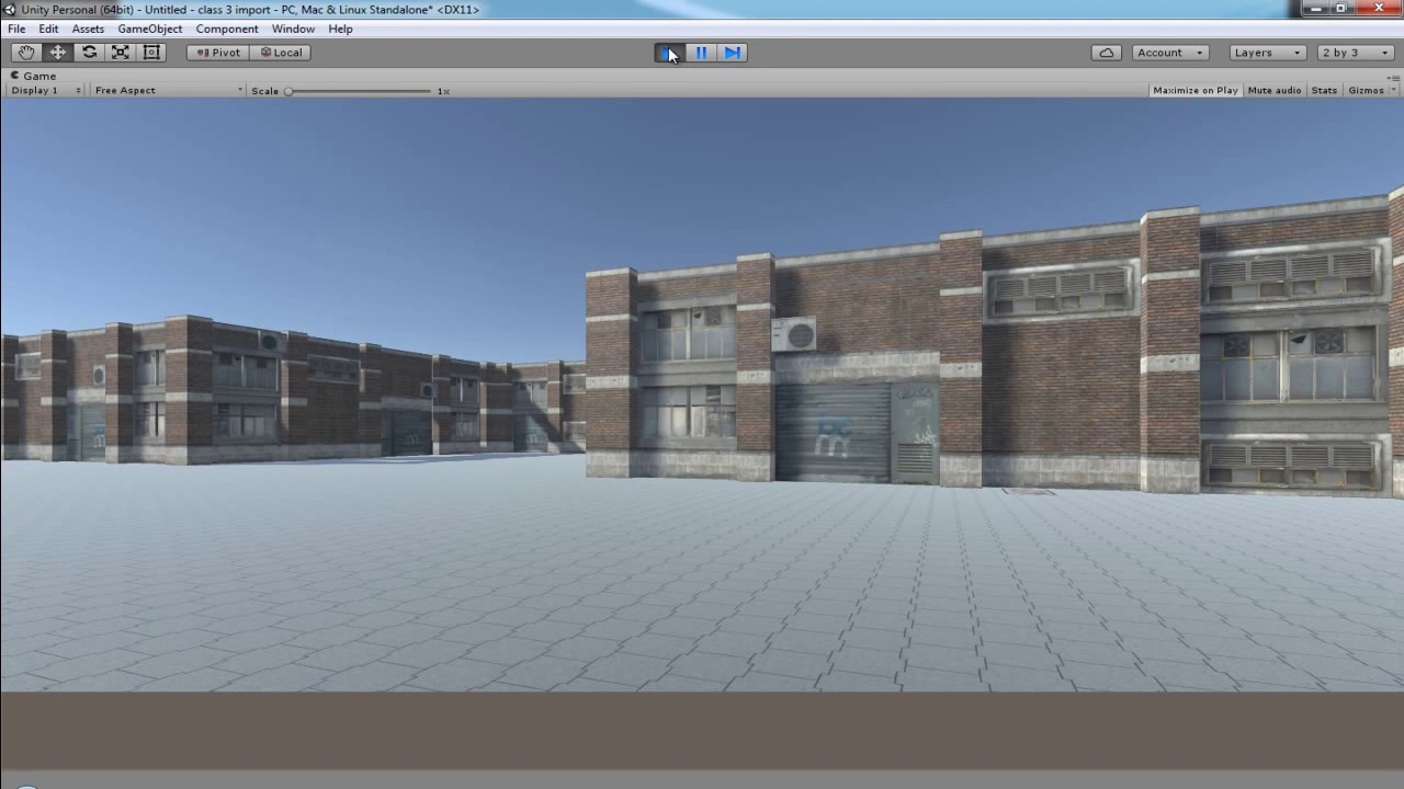 How to Import 3D Models into Unity   Importing 3d Models in Unity 3d