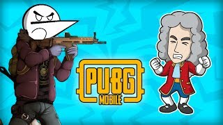 Why I Hate Newton? | PubG Mobile | Angry Prash