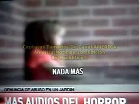 Audio De Horror - Niños Abusados Por Profesor De Musica   Jardin 914 CON LOS NIÑOS NO POR DIOS!!!!