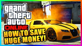 GTA 5 Online - How To Save Easy Money Through LifeInvader Website! - GTA Online Money Trick! (GTA V)