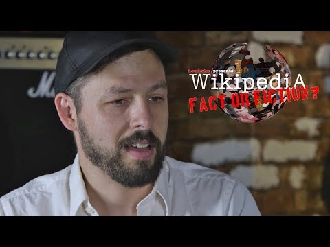The Dillinger Escape Plan's Ben Weinman - Wikipedia: Fact or Fiction?