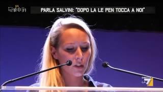 Parla Salvini: 'Dopo la Le Pen tocca a noi'