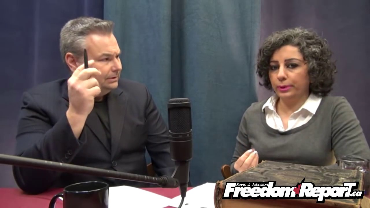 14 Female Circumcision and Child Abuse In Islam With Kevin J  Johnston and Sandra Solomon cut 30s