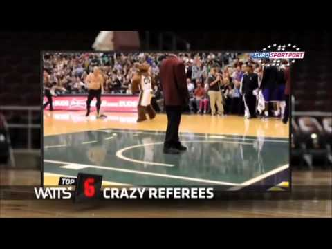 TOP 10 Crazy referees MUST Watch