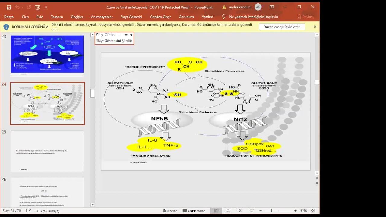 Dr. Lale Yeprem - Viral Hastalıklar ve Ozon