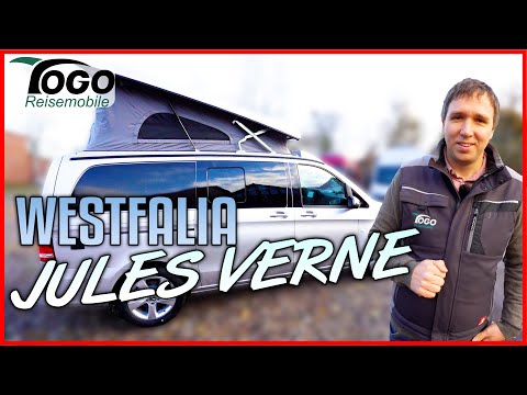 👉WESTFALIA JULES VERNE 2021 🔥VW California Alternative | TOGO REISEMOBILE