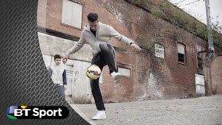 Robin van Persie: A Manchester Trick Off | BT Sport